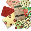 Pack of 7 various size beeswax wraps 🐝