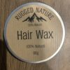 Rugged Nature Hair Wax Natural