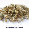Camomile Loose Leaf Tea per 100g